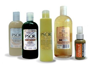 Kit PSOR 5 Productos -Grande-