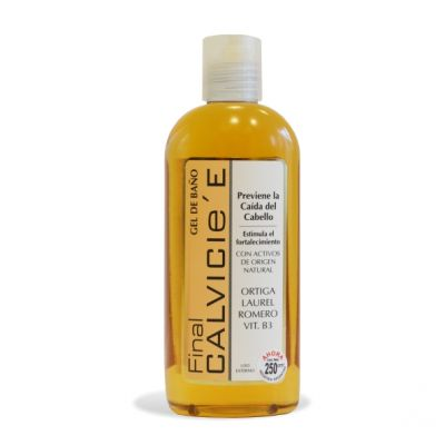 Final Calvicie´E Shampoo 250cc / Shampoo Treatment Stop hair loss 7 Oz.