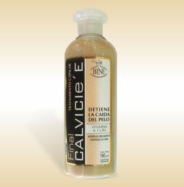 Final Calvicie´E Crema 200g / Hair Conditioner Treatment Stop hair loss 7 Oz.