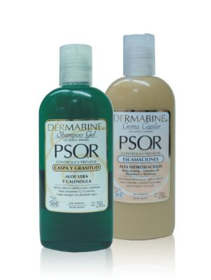 PSOR Shampoo + Acondicionador  / PSOR Shampoo + Hair Conditioner